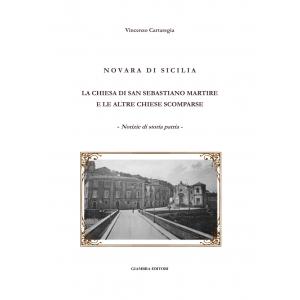 NOVARA DI SICILIA La chiesa di san Sebastiano martire e le altre chiese scomparse